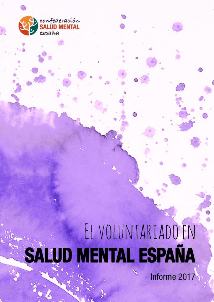 portada voluntariado 2017 SALUD MENTAL ESPAÃ'A