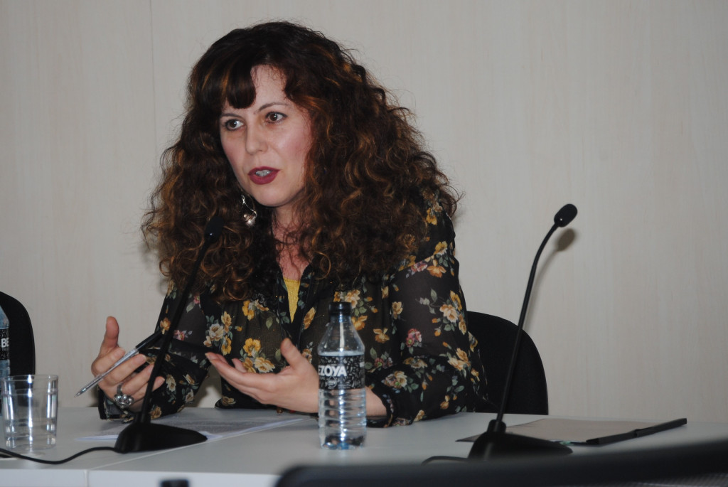 Irene Muñoz Escandell asesora jurídica de SALUD MENTAL ESPAÑA