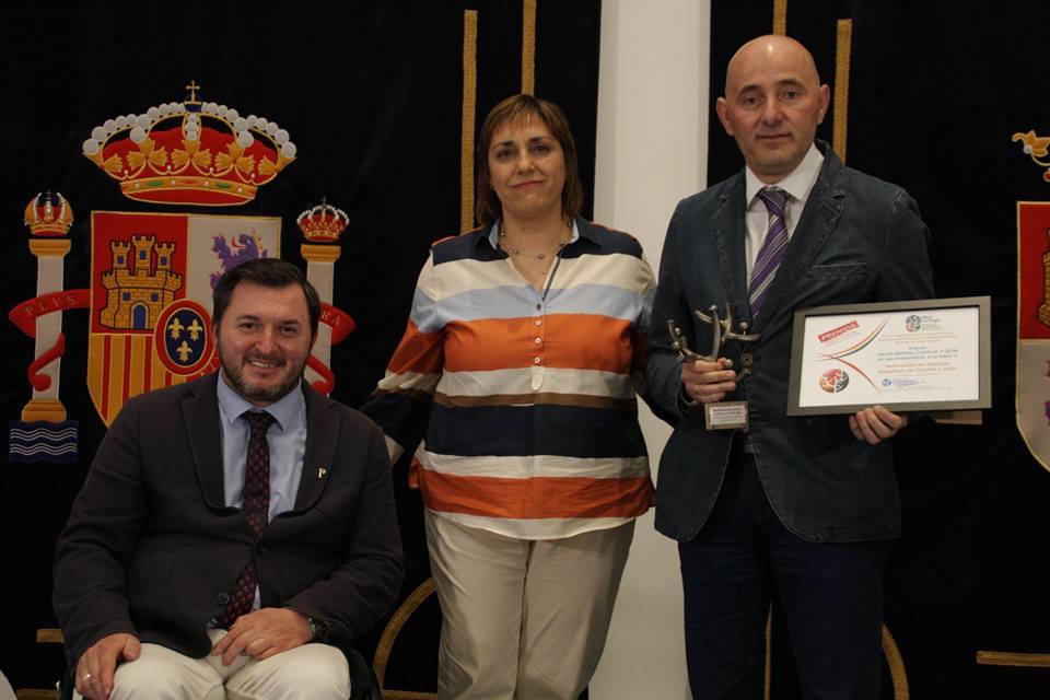 federación deporte premios salud mental cyl