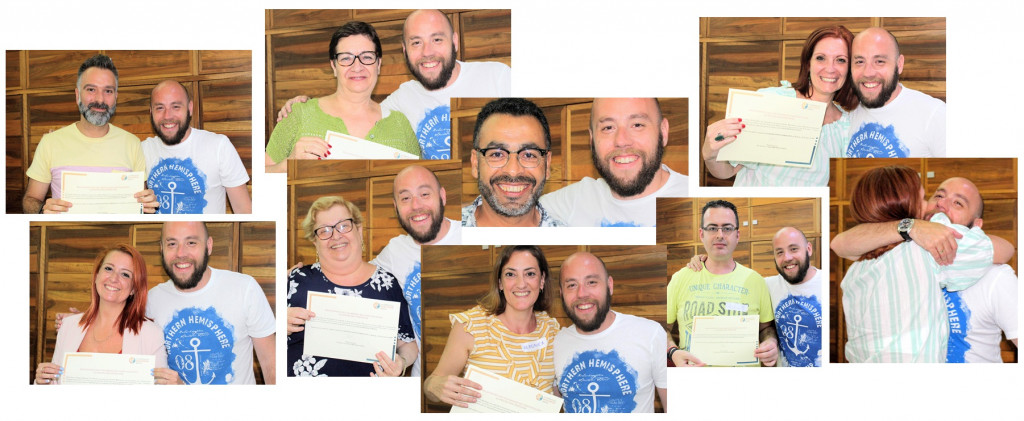 Entrega de diplomas Curso Portavoces Ceuta