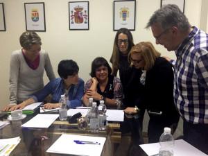 Foto Grupo Psicoeducación