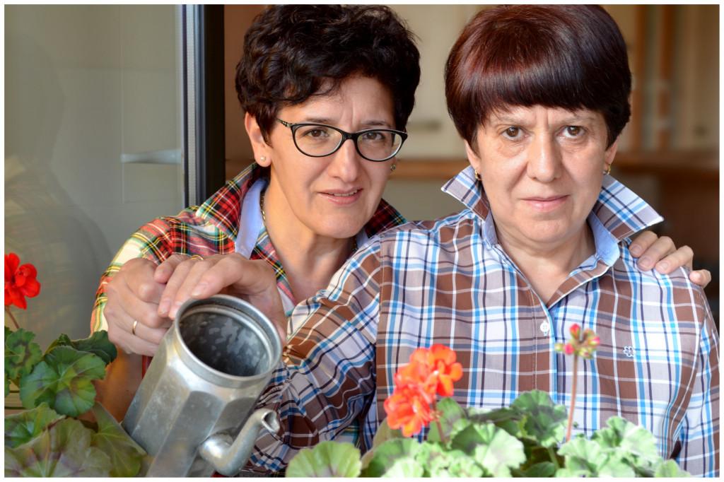PILI y ANA ALFAEM revista Encuentro