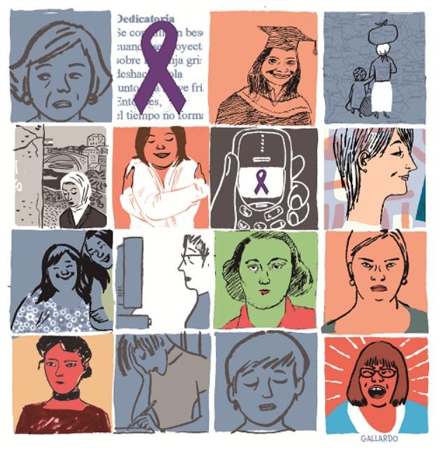 Seminario mujeres con discapacidad y violencia de género