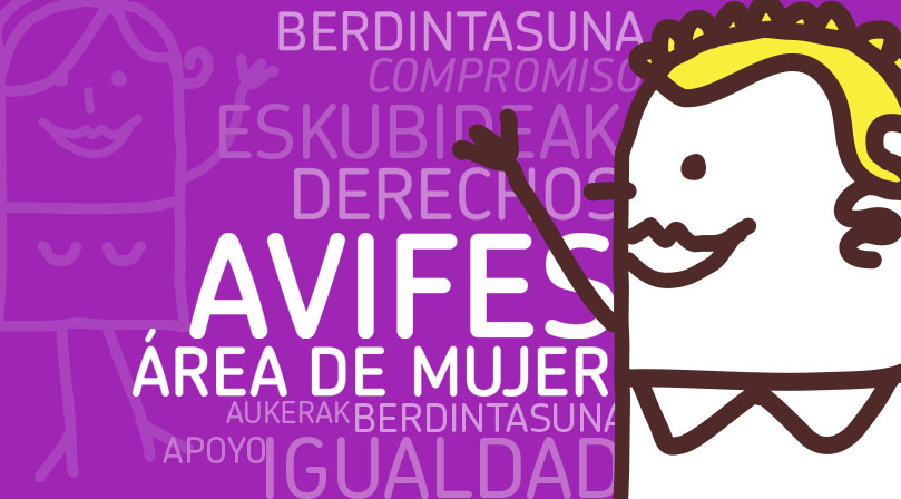 avifes area mujer