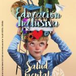 Ilustración vertical Día Mundial de la Salud Mental 2018 de la Confederación SALUD MENTAL ESPAÑA