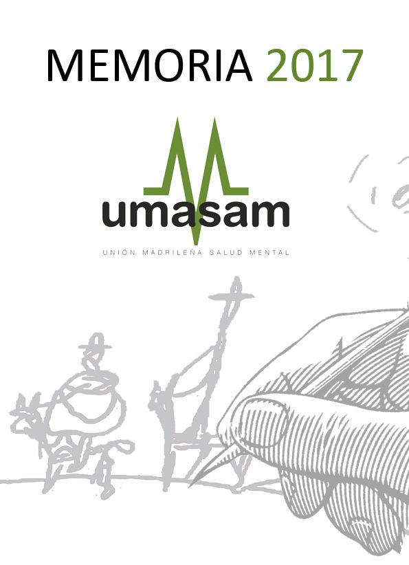 Memoria 2017 UMASAM Salud Mental