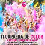 II Carrera del Color de FEAFES Andalucía Salud Mental