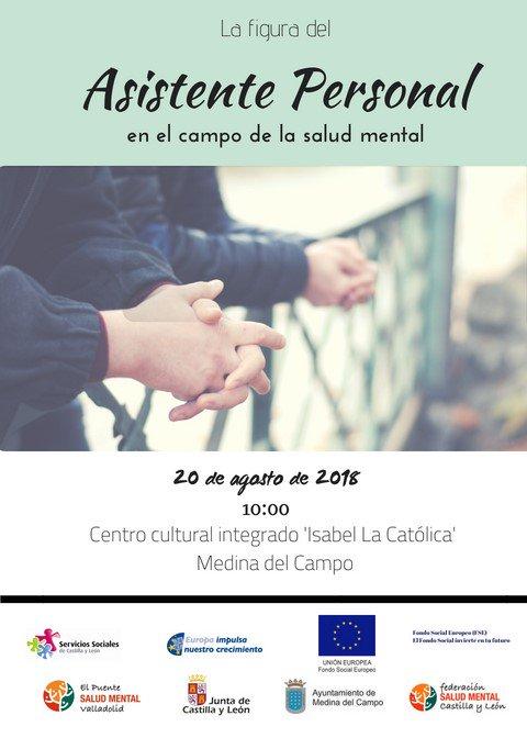Asistente personal salud mental El Puente