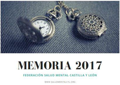 Memoria 2017 Salud Mental Castilla y León