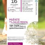 Muévete por la salud mental