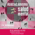 IX Jornada Federació Salut Mental CV