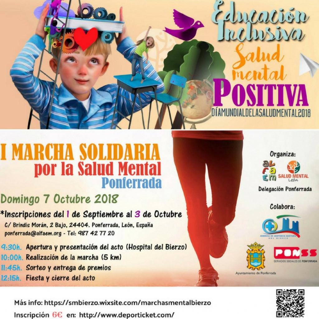 Marcha solidaria Ponferrada