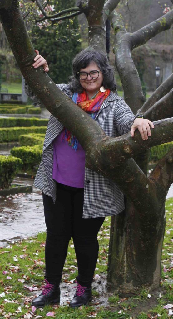 Maria Isabel, articulo y curriculum,24 de marzo del 2018, foto Jose Montes