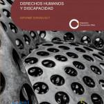 Portada Informe derechos discapacidad 2017