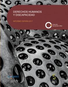 Derechos humanos y discapacidad: informe España 2017