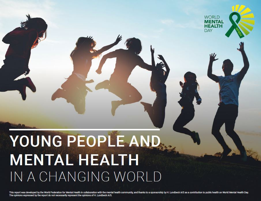 Portada Young People Mental Health