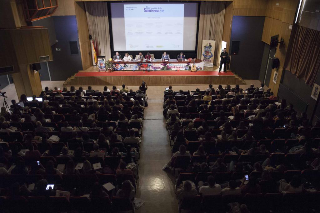 Jornada Educación Inclusiva, salud mental positiva