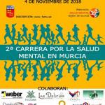 2ª Carrera por la Salud Mental Murcia