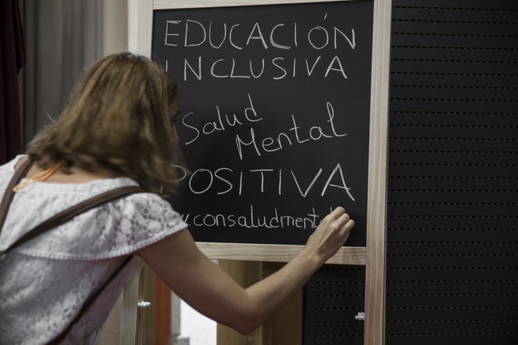Educación inclusiva, salud mental positiva - Día Mundial de la Salud Mental 2018