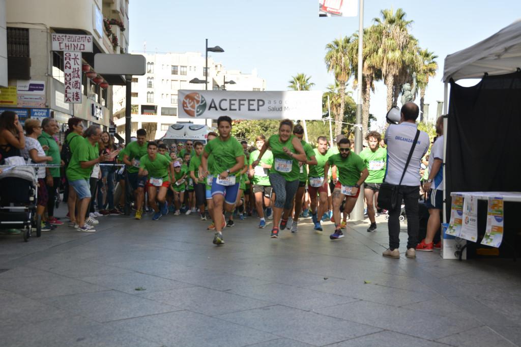 V Carrera Solidaria Ceuta