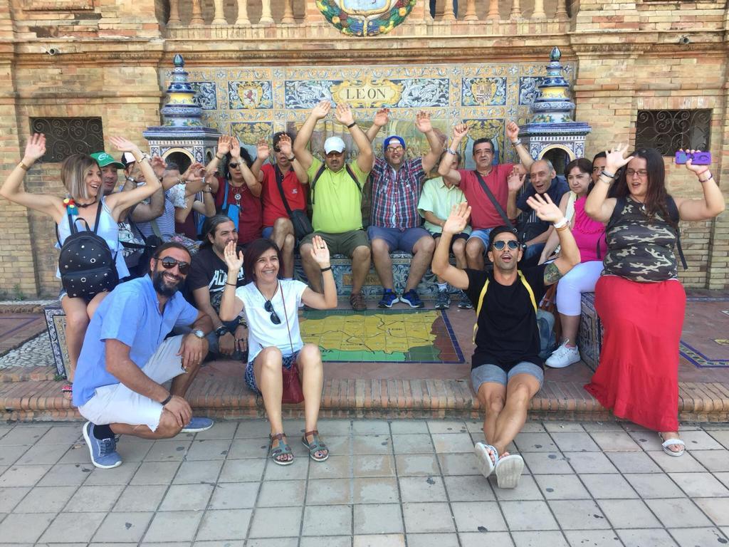 Viaje IMSERSO 2017-2018 Sevilla