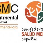 Logos Salut Mental Catalunya Confederacion horizontal