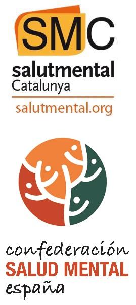Logos Salut Mental Catalunya Confederacion