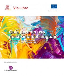 Guía para un uso no sexista del lenguaje