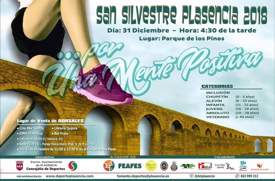 San Silvestre FEAFES Plasencia
