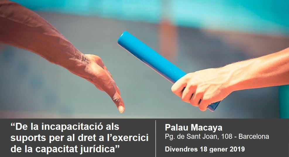Capacidad jurídica Salut Mental Catalunya