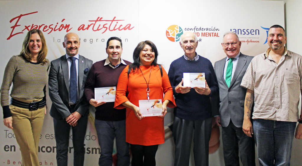 Concurso Tarjetas Navidad SALUD MENTAL ESPAÑA 2018