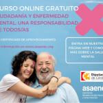Curso gratuito online sobre salud metnal de Asaenec