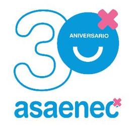 logo 30 aniversario Asaenec
