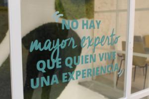 No hay mayor experto que quien vive una experiencia
