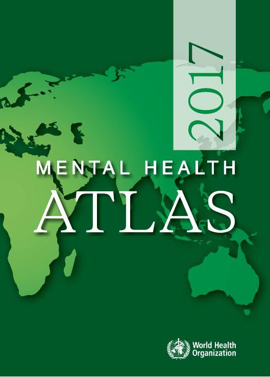 Portada Mental Health Atlas