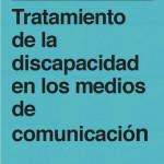 Portada Tratamiento discapacidad medios comunicacion