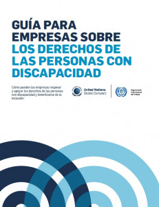 Guía para empresas sobre los derechos de las personas con discapacidad