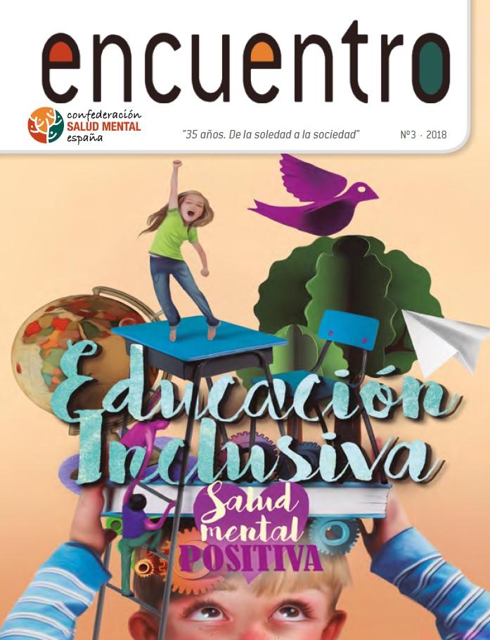 Portada revista Encuentro n3 2018