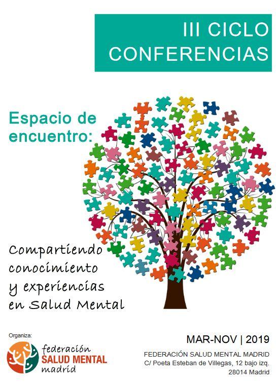 Conferencias Salud Mental Madrid