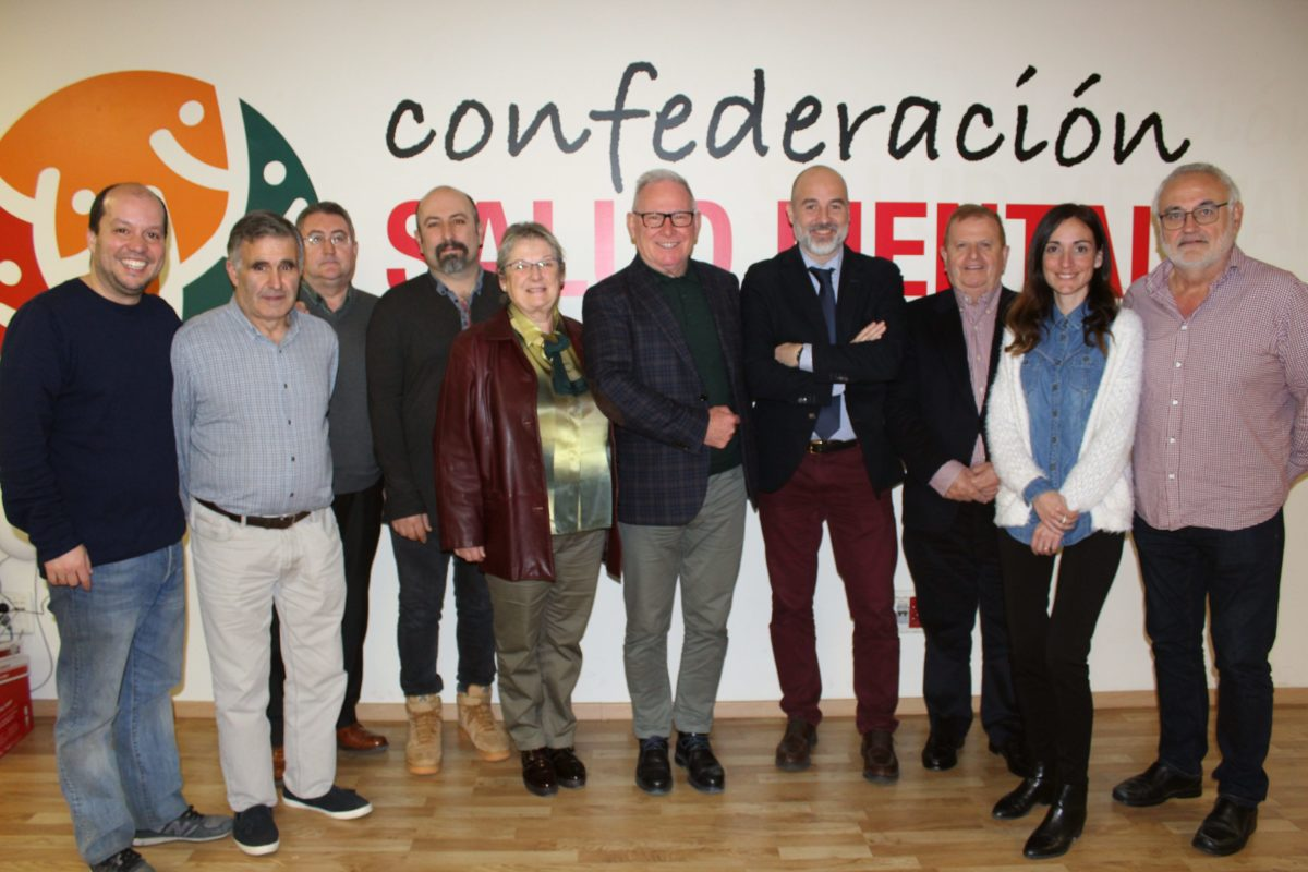 Foto Grupo SALUD MENTAL ESPAÑA-World Compliance Association