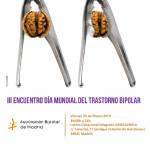 III Encuentro Día Mundial Trastorno Bipolar
