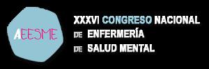 Logo XXXVI Congreso Enfermería Salud Mental