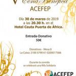 V Gala Benéfica ACEFEP