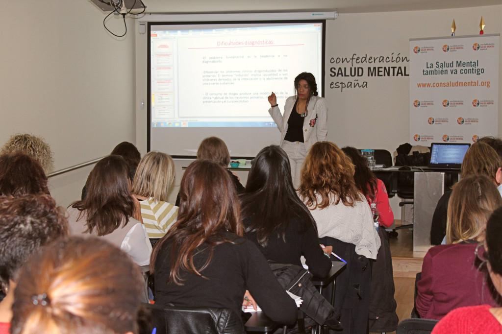 Foto curso Patología Dual 2
