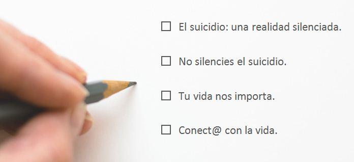 Abierta la votación para decidir el lema del Día Mundial de la Salud Mental