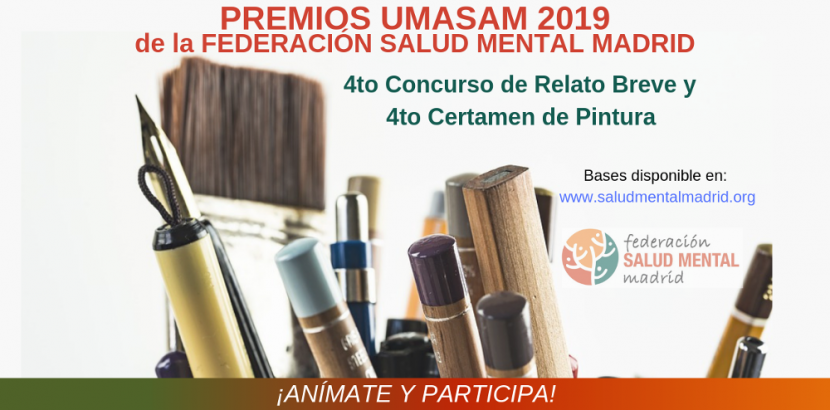 Salud Mental Madrid convoca la 4ª edición de los Premios UMASAM