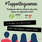 Presentación Investigación calidad vida mujeres salud mental