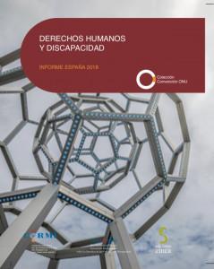 Derechos humanos y discapacidad: informe España 2018