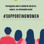 Portada Investigación calidad de vida mujeres enfermedad mental
