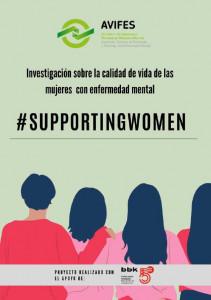 Investigación sobre la calidad de vida de las mujeres con enfermedad mental
